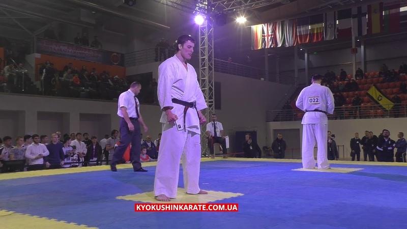 17th EC Open - 1/4 Dogari Constantin (Moldova) - Galiev Aleksei (Russia, aka)