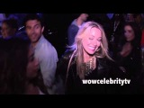 Hilary Duff Mobbed By Fans At Miley Cyrus Bangerz Tour in LA