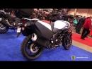 2018 Suzuki V Strom 1000 Walkaround 2018 Toronto Motorcycle Show