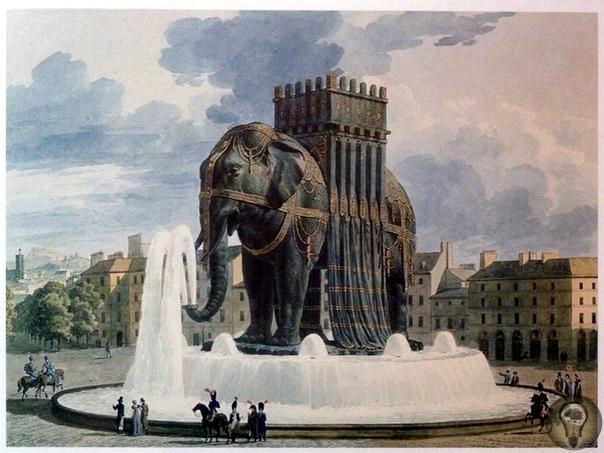 Бастилия  символ революции