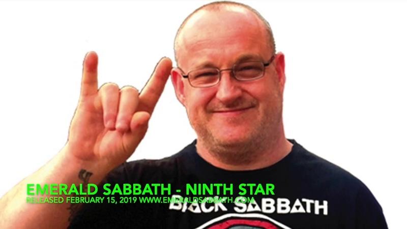 EMERALD SABBATH The Ninth Star Dedicated to Black Sabbath EPK