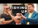 Tidying Up w/ Jean-Claude Van Damme James Corden