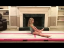 SLs Гимнастке 8 лет а что она вытворяет _ Клип _ - ( Gymnastics Isabelle 2 )