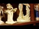 Фарфоровые статуэтки антиквариат