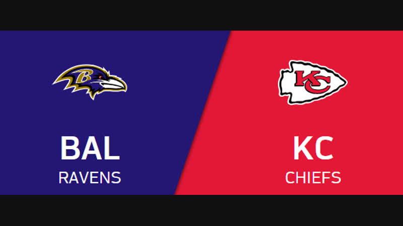 NFL 2018-2019 Week 14 Baltimore Ravens - Kansas City Chiefs EN