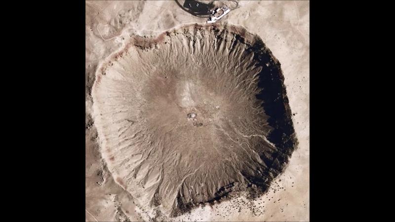 Нас обманывают Почему все кратеры от метеоритов круглые Мифы о Космосе Видео Фото