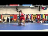 85 KG Bronze - Maksim Manukyan (ARM) vs Adem Boudjenline (ALG)