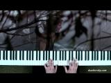 Максим Дунаевский - Ветер перемен (пианино кавер) (Мэри Поппинс, до свидания)