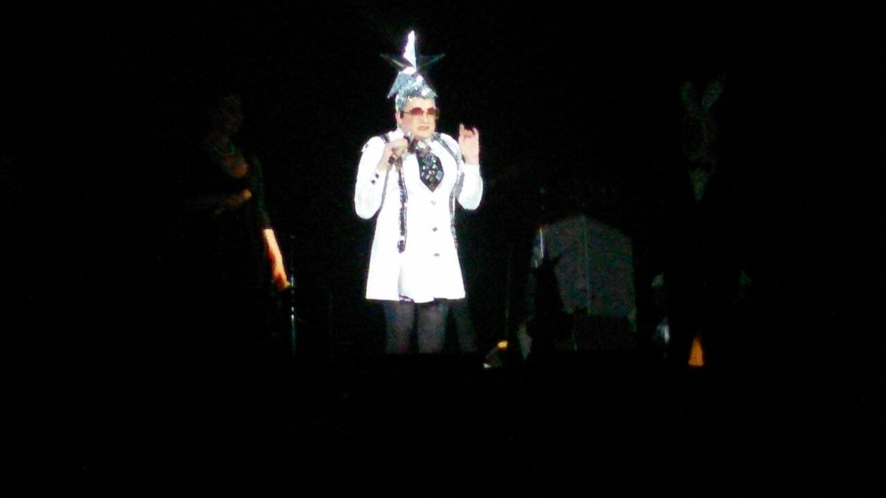 Верка Сердючка в Германии концерт