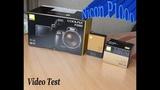 Nicon coolpix p1000 test video zoom