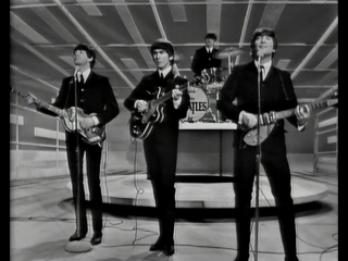 The Beatles - I Want To Hold Your Hand 1964