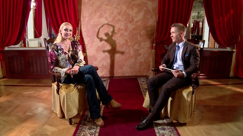 Анонс «Вести Интервью» с Анастасией Волочковой (26 мая 2018 года)