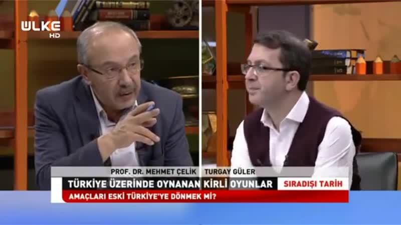 Sıradışı Tarih - 15 Ocak 2019 - Turgay Güler - Mehmet Çelik