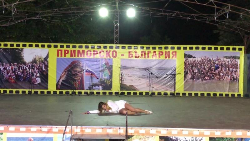 Тихонова Виктория мисс лагеря i-Camp | i-Camp Bulgaria 2018