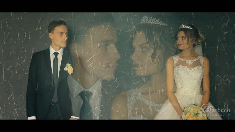 [Свадебный клип] Николай и Ирина. Свадебное видео видеосъемка видеограф Липецк. Бригантина Липецк
