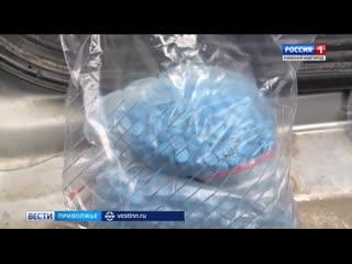 В Нижнем Новгороде транспортные полицейские ликвидировали лабораторию по производству синтетических наркотиков и канал их сбыта