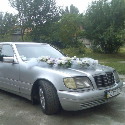 Mercedes S-Long, 18 декабря 1997, Тернополь, id168380792