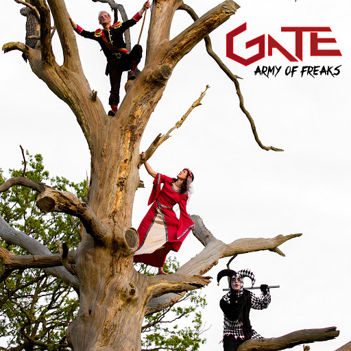 Gate альбом Army of Freaks