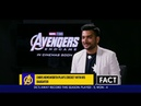 Avengers Cast talks about Cricket: Jeremy Renner & Brie Larson Interview by Indian