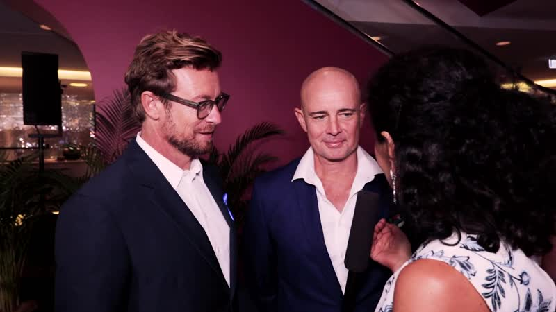 AACTA Awards Luncheon with Simon Baker