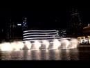 Бурдж-Халифа и огромный фонтан!