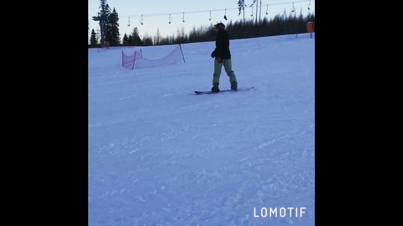 Snowboard time