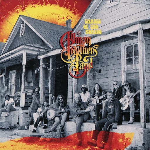 The Allman Brothers Band альбом Shades Of Two Worlds