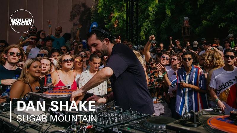 Dan Shake Boiler Room x Sugar Mountain 2018 DJ Set