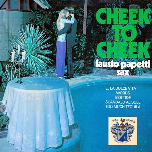 Fausto Papetti альбом Cheek to Cheek