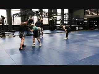 Ахмед Ибрагимов (FIGHT CLUB CLINCH) - тренер по вольной борьбе