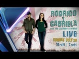 Rodrigo y Gabriela LIVE from Red Rocks with the Colorado Symphony and Special Guest Anders Osborne