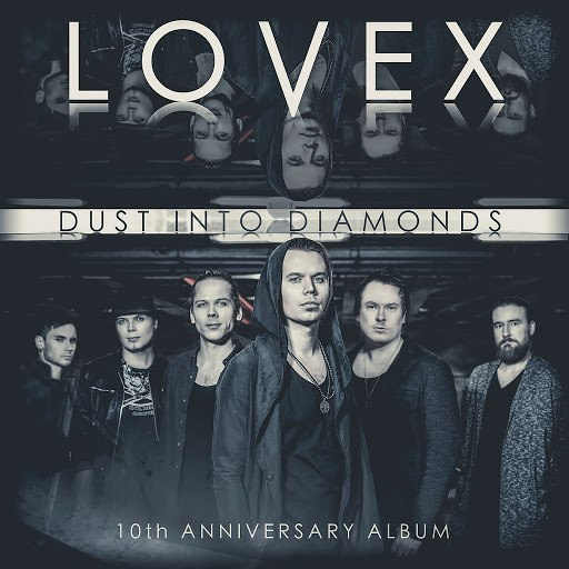 Lovex альбом Dust Into Diamonds (10th Anniversary Album)