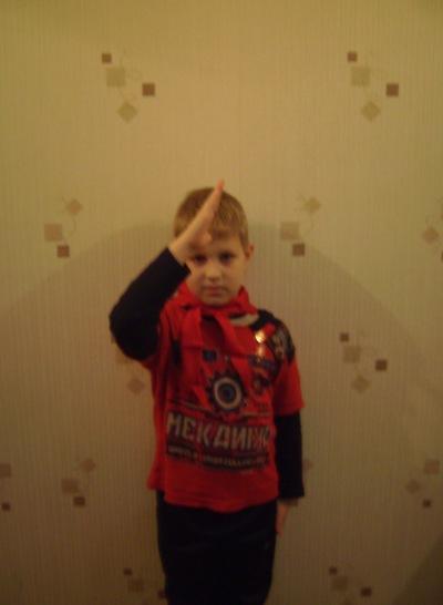 Андрей Криворог, 10 августа 1995, Киев, id212610755