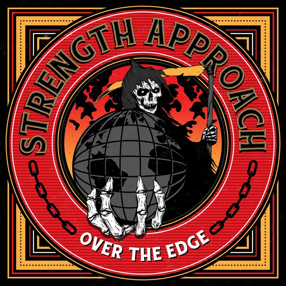 Strength Approach - Over The Edge (2016)