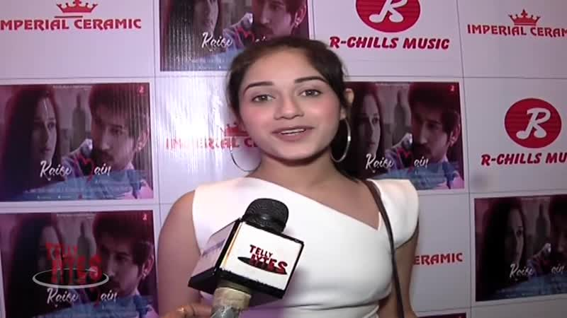 Jannat Zubair Talk About The Memorable Part Of Album