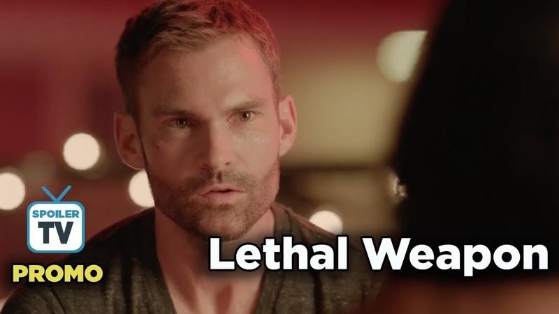 Lethal Weapon Season 3 New Partner Still Lethal Promo