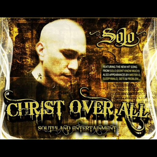 Solo альбом Christ Over All