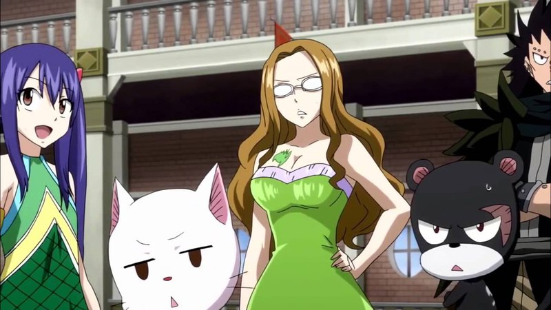 Erza Scarlet 2014 Funny Moments (SUBBED)