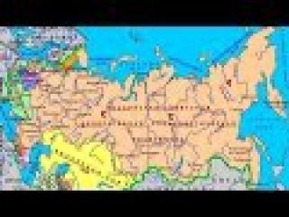 От Москвы до самых до окраин - путешествие по РСФСР 1976 год