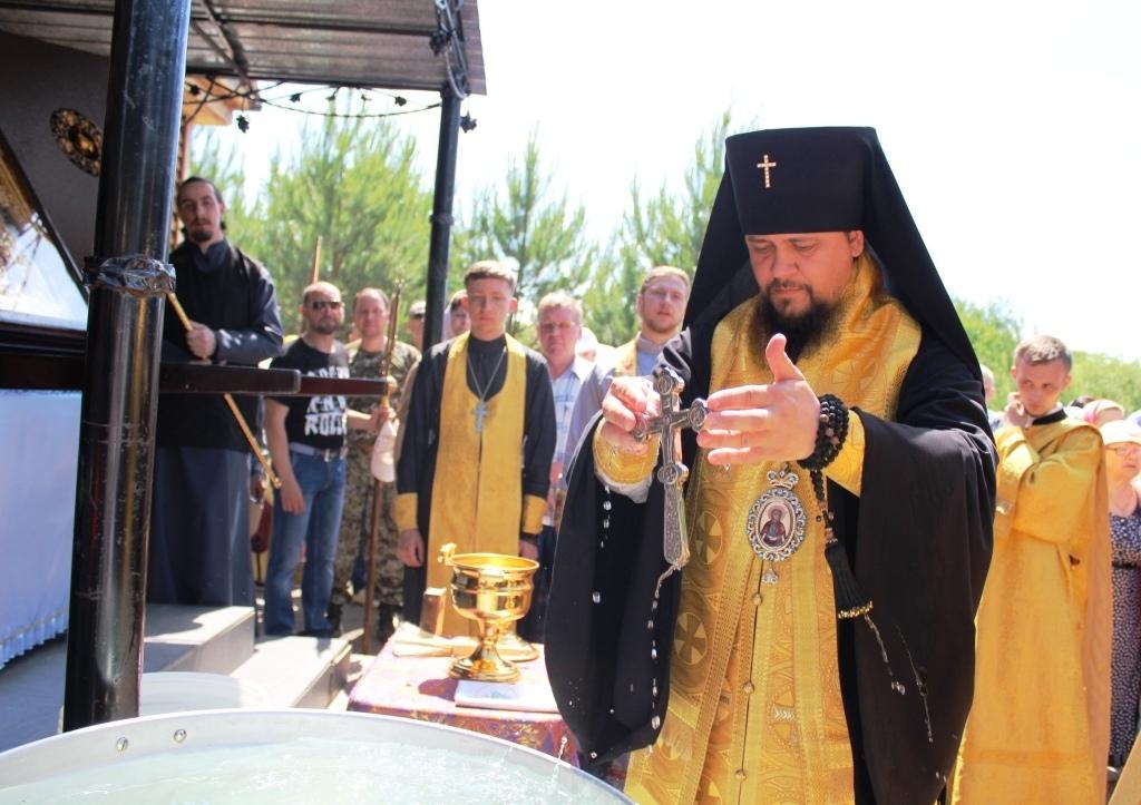 Албазинская икона Божией Матери продолжает свой путь по приходам Биробиджанской епархии