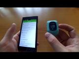 Детские часы Smart Baby Watch Q50. Обзор , настройка , выбор приложения,