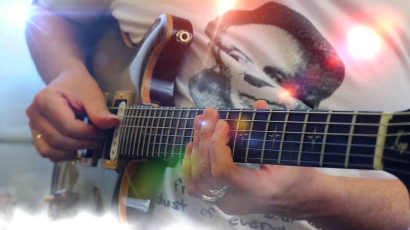 Jeff Beck - Never Alone | Cover by | Guido Bungenstock | Frank S. Mueller | Fabian Ratsak