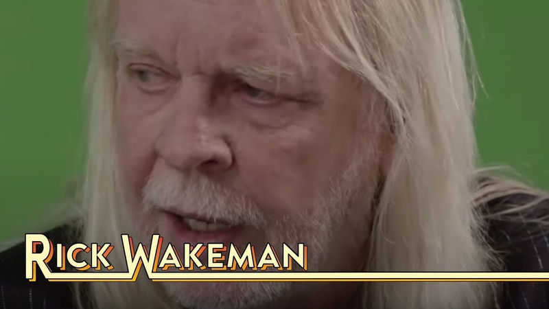 Rick Wakeman In Conversation With Simon Mayo - Rocky (The Legacy) Cyril Wolverine
