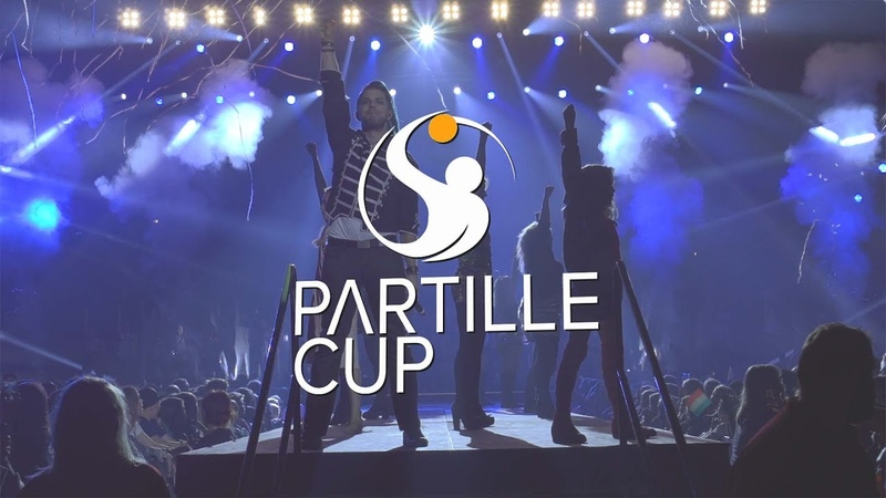 The opening ceremony Partille Cup 2017
