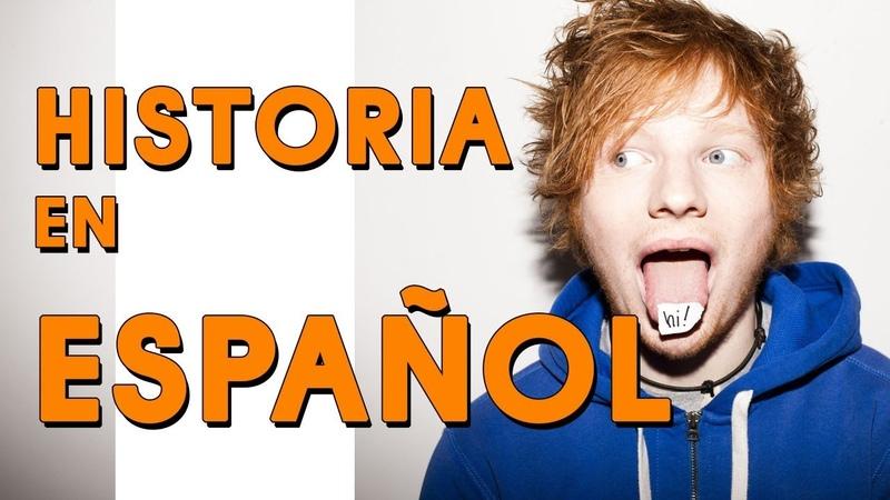 Quién es Ed Sheeran Historia en ESPAÑOL