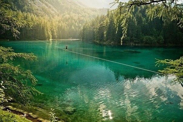 Прогулки над водой, Австрия