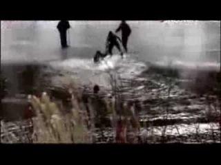Беар Гриллс кадры спасения 3 серия