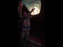 🔥завершение флешмоба небесными фонариками