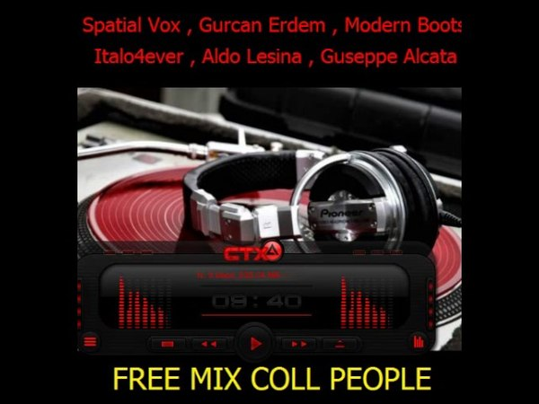 Free Mix coll people fun