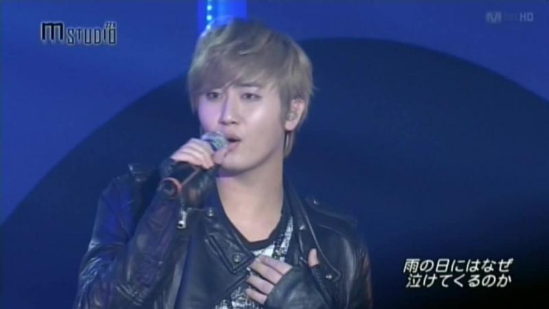 Heo Young Saeng feat.Kyu Jong[20111128] JJs Mstudio 16 「Rainy Heart 」